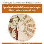 Casa della Musicoterapia - Convegno poster