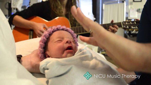 Musicoterapia neonatale