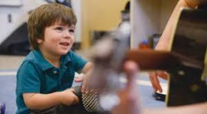 Musicoterapia e cervello del bambino autistico
