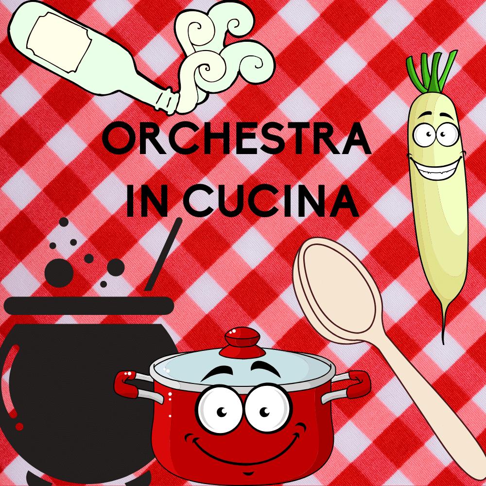 Orchestra in cucina